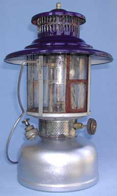 American Gas Machine Co  lanterns – 1 – early models – The Terrence