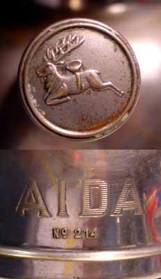 aida214logomodelnumberleger
