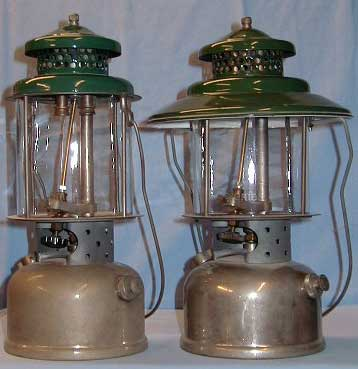 Coleman US lanterns 1920 – 1930 – The Terrence Marsh Lantern