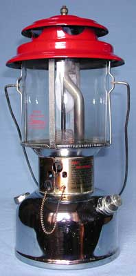Coleman US lanterns 1971 – 1980 – The Terrence Marsh Lantern