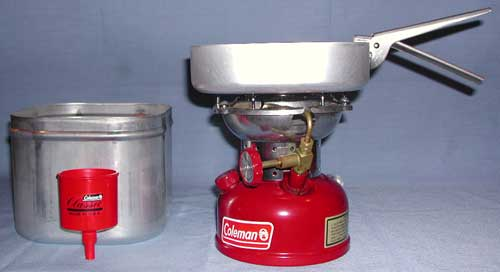 Coleman US stoves – mid 1950s – present – The Terrence Marsh
