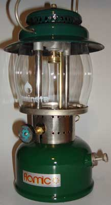 Coleman Canada lanterns 1971 – 1993 – The Terrence Marsh