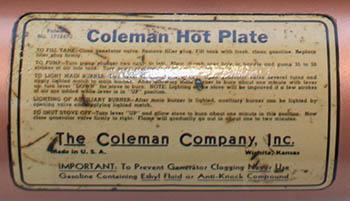 coleman391adecaltucker